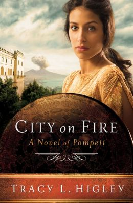 City on Fire: A Novel of Pompeii