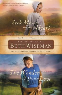 Seek Me with All Your Heart/The Wonder of Your Love