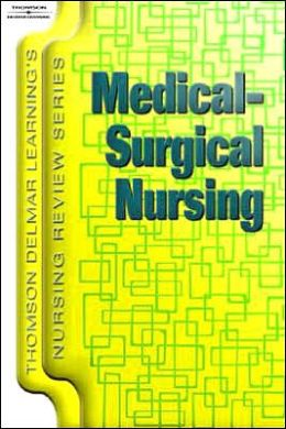 Delmar's Nursing Review Series: Medical-Surgical Nursing