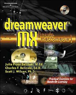 Dreamweaver MX (Inside Macromedia)
