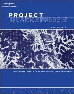 Project QuarkXPress 5