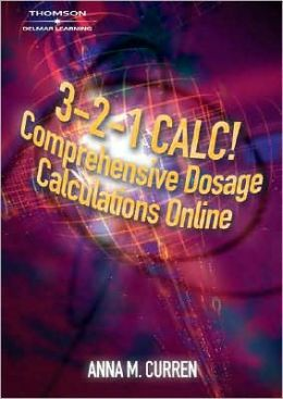 3-2-1 Calc! Comprehensive Dosage Calculations Online - Retail Package Access Code