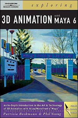 Exploring 3D Animation with Maya