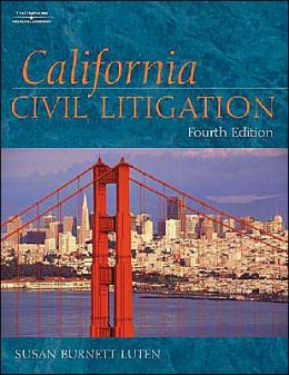 California Civil Litigation