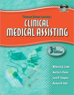 Workbook for Lindh/Pooler/Tamparo/Dahl's Delmar's Clinical Medical Assisting, 3rd