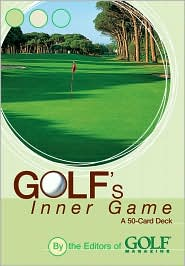 Golf's Inner Game: A 50-Card Deck