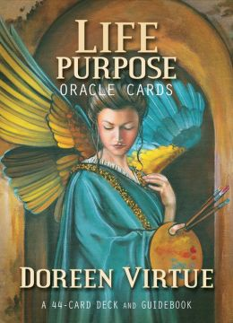 Life Purpose Oracle Cards: A 44-Card Deck and Guidebook