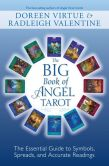Book Cover Image. Title: The Big Book of Angel Tarot:  The Essential Guide to Symbols, Spreads, and Accurate Readings, Author: Doreen Virtue