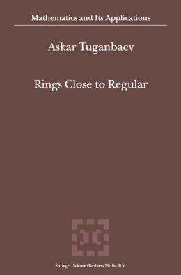 Rings Close to Regular