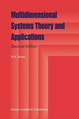 Multidimensional Systems Theory and Applications