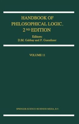 Handbook of Philosophical Logic: Volume 11