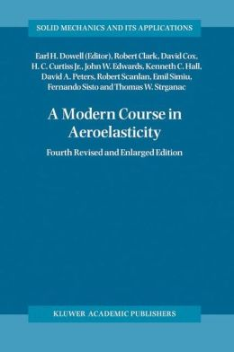 A Modern Course in Aeroelasticity