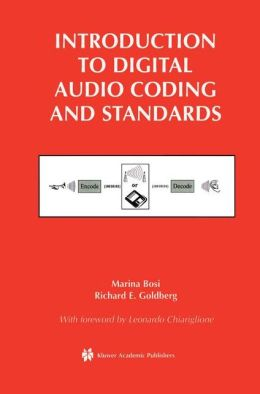 Introduction to Digital Audio Coding and Standards