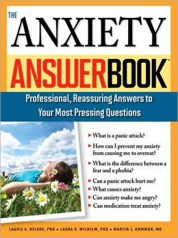Anxiety Answer Book: Take Control of Your Life
