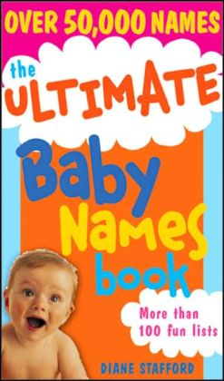 Ultimate Baby Names Book
