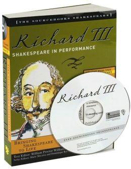 Richard III (Sourcebooks Shakespeare Series)