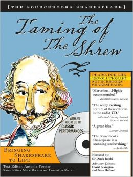 The Taming of the Shrew (Sourcebooks Shakespeare Series)