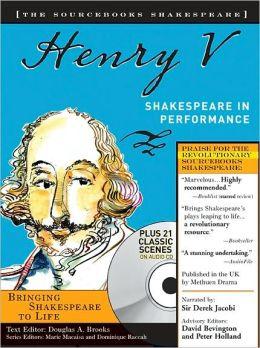 Henry V (Sourcebooks Shakespeare Series)