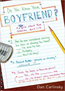 Do You Know Your Boyfriend