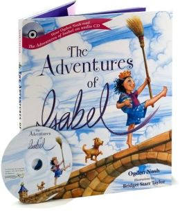 The Adventures of Isabel (Includes Audio CD)