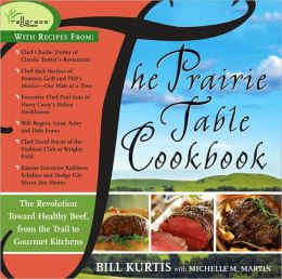 Prairie Table Cookbook