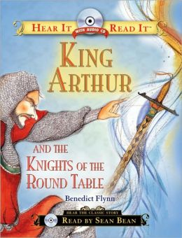 King Arthur and the Knights of the Round Table with CD