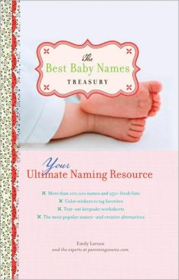 Best Baby Name Treasury