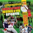Book Cover Image. Title: The Greatest Moments in Sports, Author: Len Berman