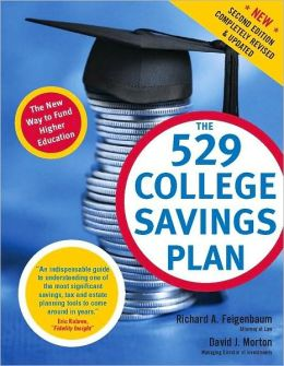 529 college savings plan by richard feigenbaum for 528 plan