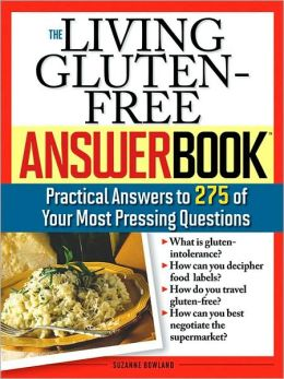 Living Gluten-Free Answer Book