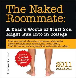2011 The Naked Roommate Box Calendar