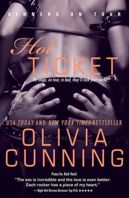 Hot Ticket (Sinners on Tour Series #3)