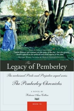 Legacy of Pemberley (Pemberley Chronicles #10)