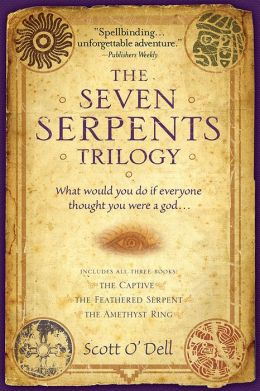 The Seven Serpents Trilogy: The Captive / The Feathered Serpent / The Amethyst Ring