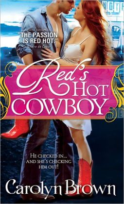 Red's Hot Cowboy (Spikes & Spurs Series #2)