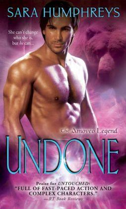 Undone (Amoveo Legend Series #4)