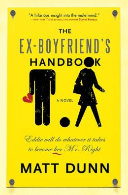 Ex-Boyfriend's Handbook: Eddie will do whatever it takes to become her Mr. Right