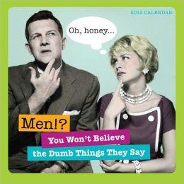 2012 Men!?!... Box Calendar