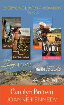 Everyone Loves a Cowboy 4-pack: A Cowboy Romance Boxed Set