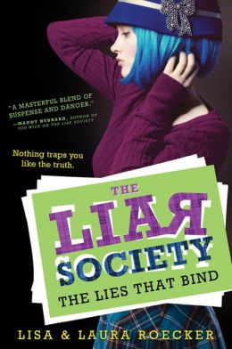 Lies That Bind (Liar Society Series #2)