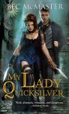 Book Cover Image. Title: My Lady Quicksilver, Author: Bec McMaster