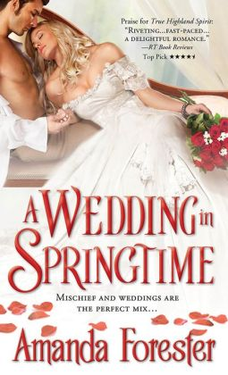 Wedding in Springtime