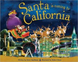 Santa Is Coming to California