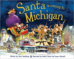 Santa Is Coming to Michigan