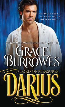 Darius: Lord of Pleasures (Lonely Lords Series #1)