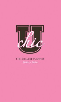 2014 U Chic Engagement Calendar