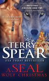 Book Cover Image. Title: SEAL Wolf Christmas, Author: Terry Spear
