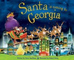Santa Is Coming to Georgia