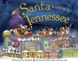 Santa Is Coming to Tennessee (PagePerfect NOOK Book)