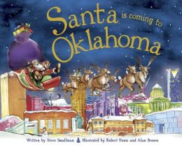 Santa Is Coming to Oklahoma (PagePerfect NOOK Book)